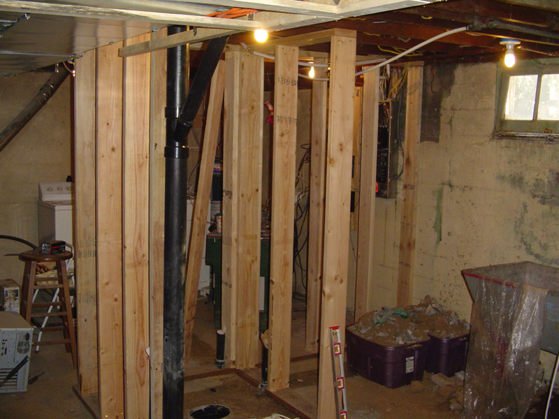 How To Build Bathroom In Basement 28 Images All Sewer